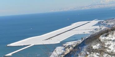 Rize Artvin Havalimanı ihalesi iptal edildi