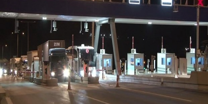 Yavuz Sultan Selim Köprüsü'nde ücretli geçişler başladı