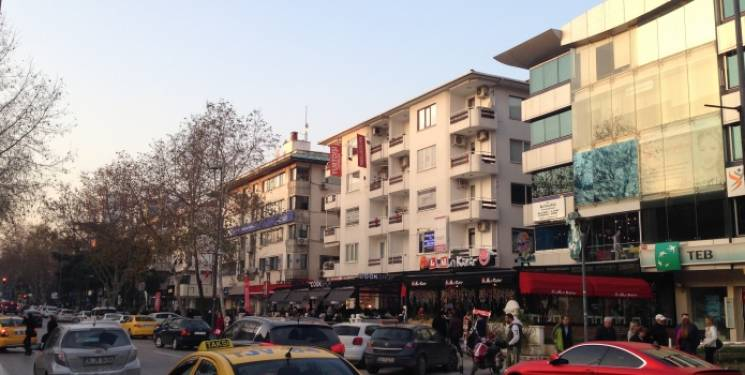 Bağdat Caddesi kentsel dönüşüme yenildi