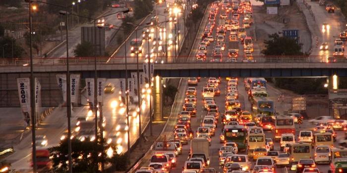 Trafikte kaos yaratan mega yatırım