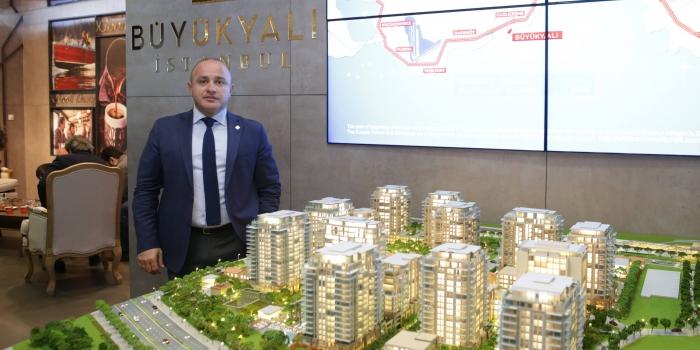 Dubai'de Büyükyalı İstanbul'a büyük ilgi