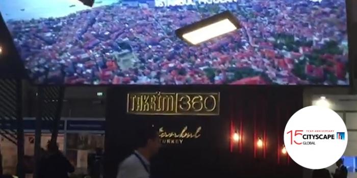 Taksim360 Körfez yatırımcısıyla buluştu