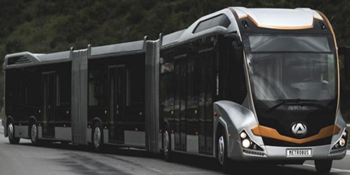 İstanbul'a 290 kişilik dev metrobüs geliyor