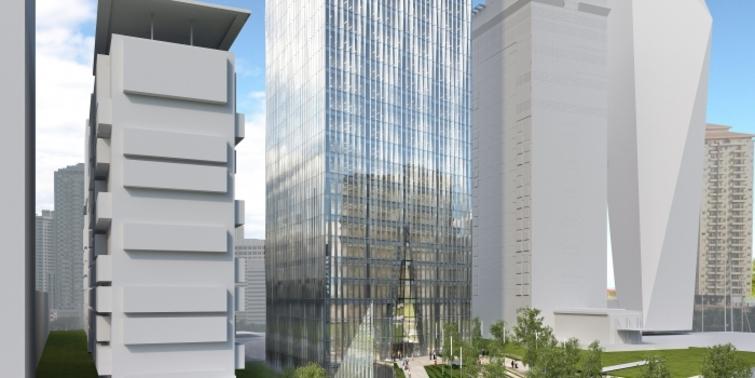 İstanbul Tower 205 projesi Dubai'de görücüye çıktı