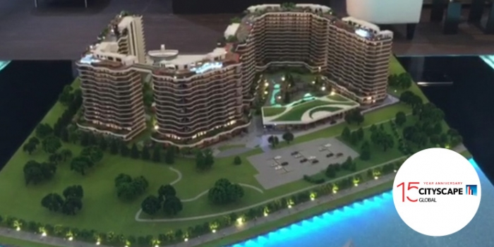 Metal Yapı Konut Blue Lake ve İstanbul Tower 205 ile Dubai'de