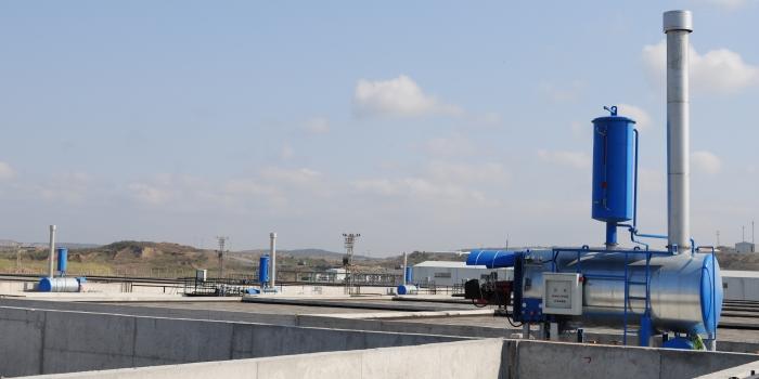3. havalimanı için 6 milyon ton asfalt üretilecek