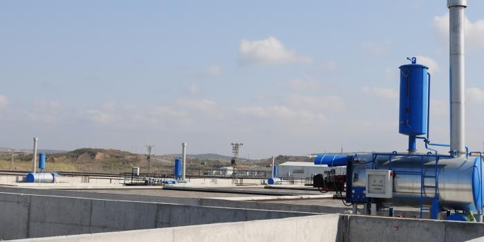 3. Havalimanı'nın ilk etabı için 6 milyon ton alfalt üretildi