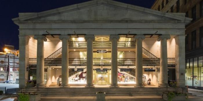 ABD'nin en eski alışveriş merkezinin dairelere dönüştürülmesi