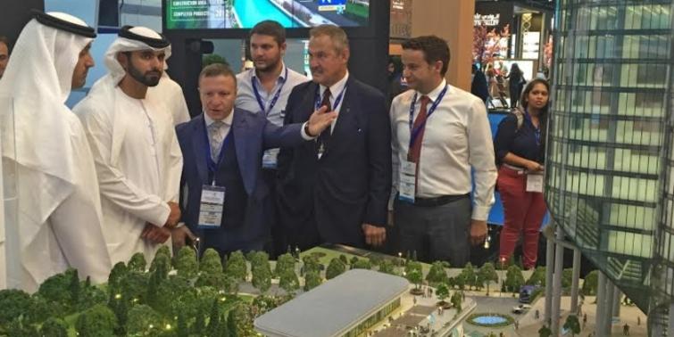 Dubai Emiri'nin oğlundan Avrupa Office Ataşehir'e tam not
