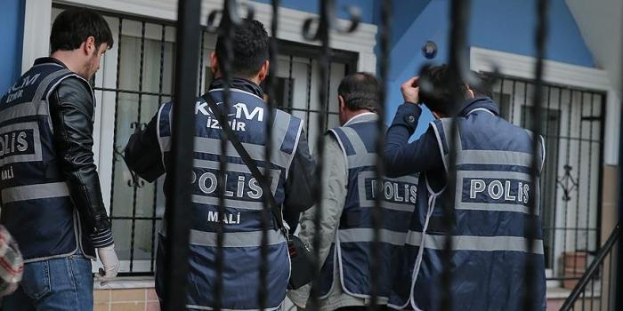 Gözaltına alınan inşaatçılar