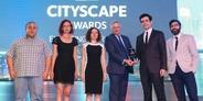 PAB Mimarlık'a Cityscape Awards 2016'dan ödül