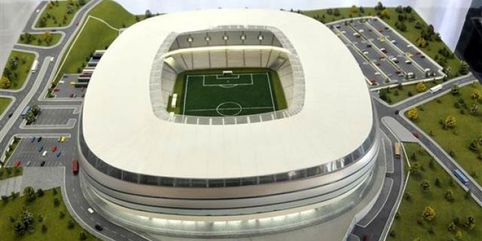 Pişmaniye tasarımlı Kocaeli Arena yıl sonunda açılıyor