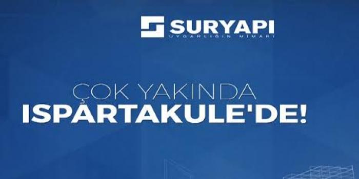 Sur Yapı Ispartakule için ön talep toplanıyor