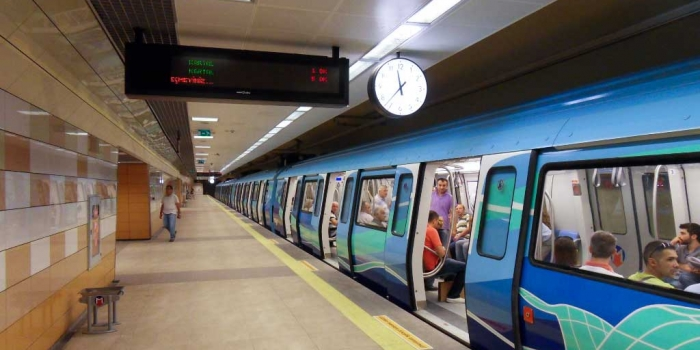 Başakşehir Kayaşehir metro ihalesi bugün gerçekleşecek