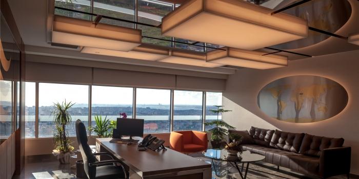 Gübretaş Merkez Ofisi'ni  MDArch tasarladı