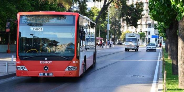 İzmirlilere bayramda ulaşım yüzde 50 indirimli