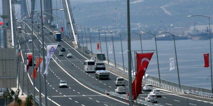 Köprü ve otoyolların Kurban Bayramı geçiş ücretleri