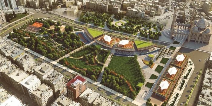 Şanlıurfa Novada Park AVM Kasım'da açılıyor