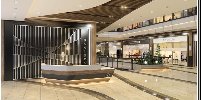 Westa Mall tasarımı ile sosyal yaşam ve ticari oluşumu buluşturuyor