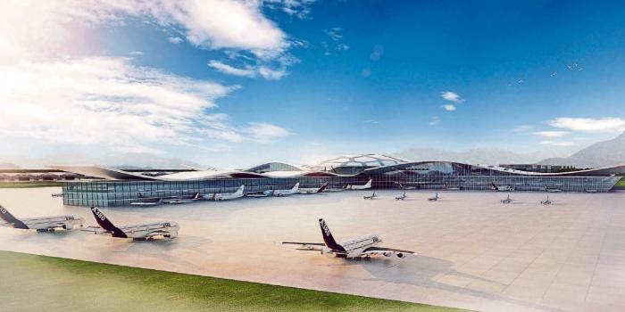3. Havalimanı Yakıt Çiftliği 210 milyon TL'ye mal olacak