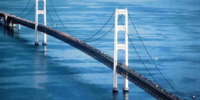 Çanakkale köprüsü güzergahı