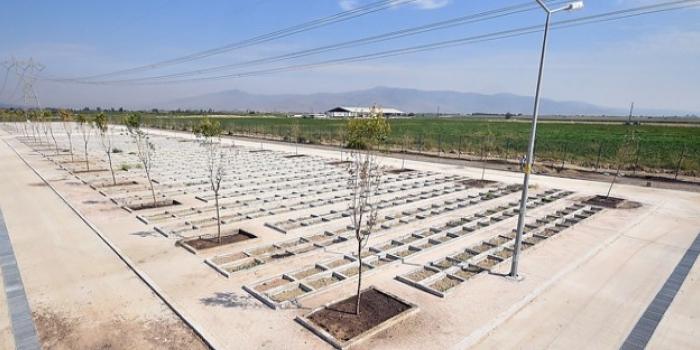 Türkiye'nin ilk Hayvan Mezarlığı 5.6 milyon TL'ye mal oldu