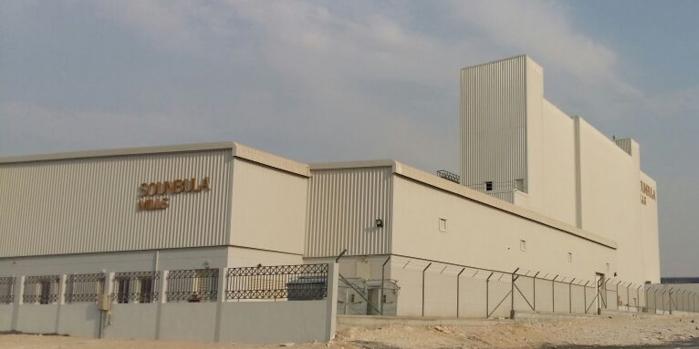 Dubai fabrika