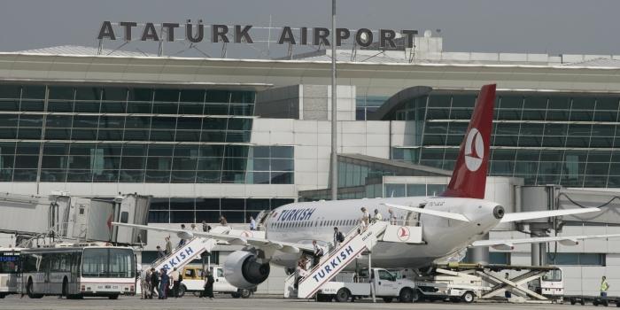 Atatürk Havalimanı'nda rekor: 1 günde bin 500 uçuş