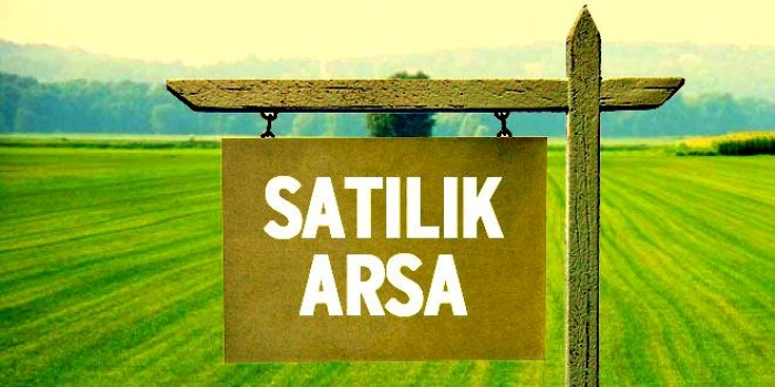 Muğla Datça'da satılık arsa