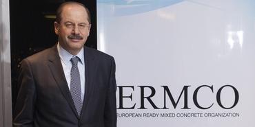 Yavuz Işık Avrupa Hazır Beton Birliği'nin de başkanı oldu