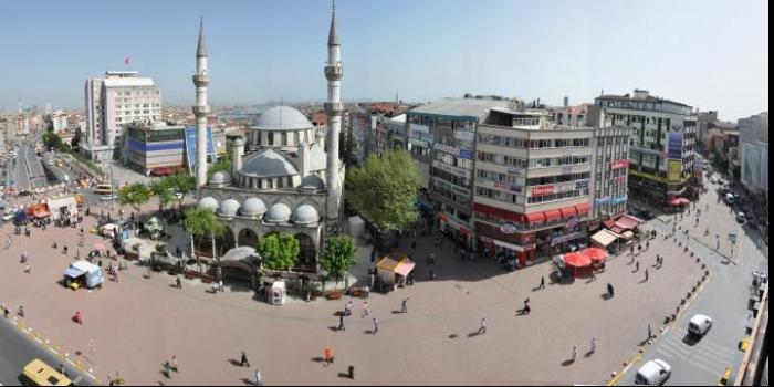 Gaziosmanpaşa Meydanı projesi start alıyor