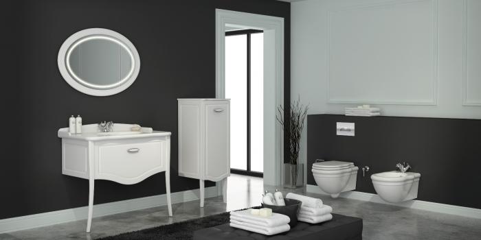 Isvea'dan banyolara Regina Serisi