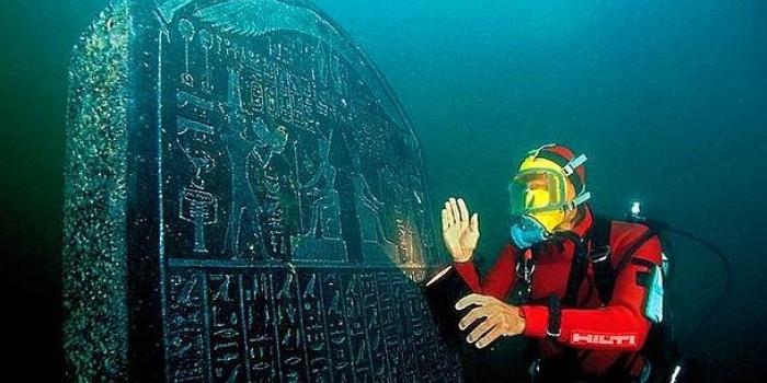 Mısır'ın Kayıp Kent'i bulundu