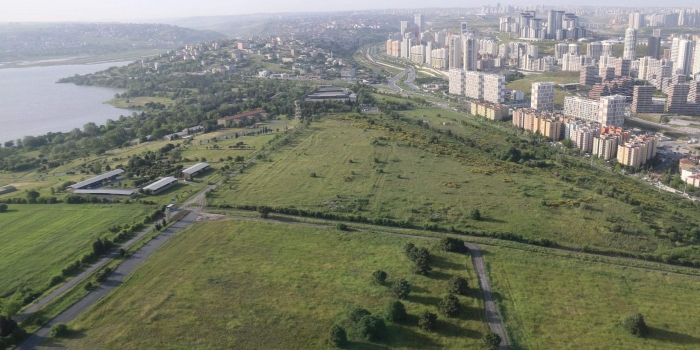 Ankara askeri arazi