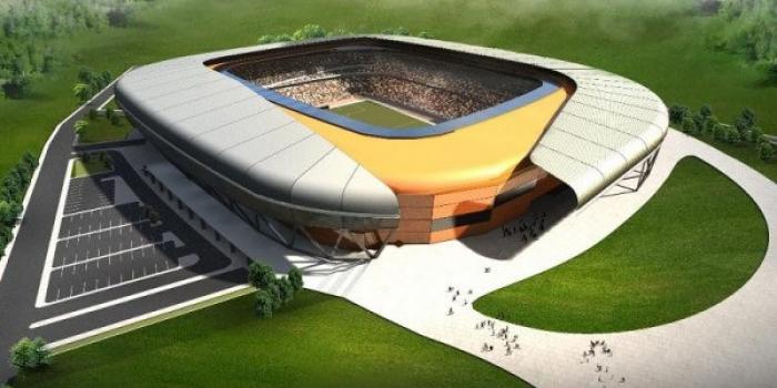 Malatya Arena'nın yüzde 80'i tamamlandı