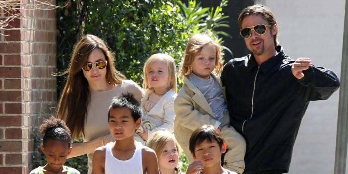 Angelina Jolie ve Brad Pitt 400 milyon dolarlık konutları paylaşacak