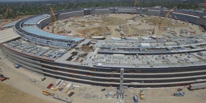 Apple'ın Yeni Kampüsü: Apple Campus 2