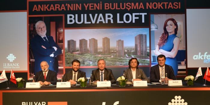Bulvar Loft projesi satışta