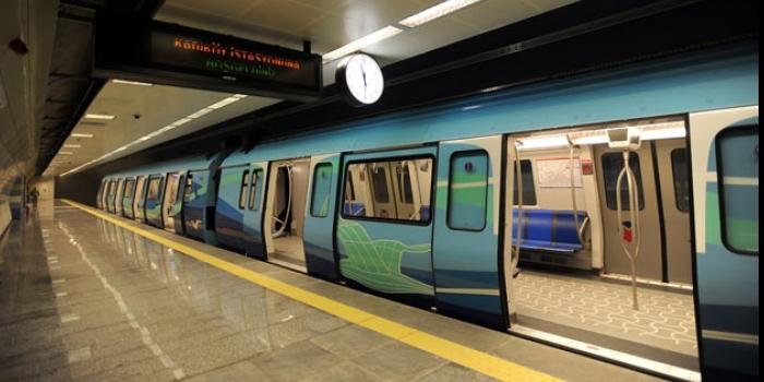 Kirazlı Halkalı metro ihalesi bugün gerçekleşecek