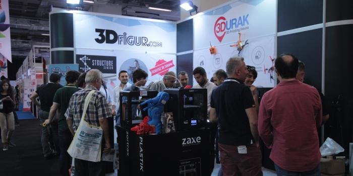 3D Printshow İstanbul'da!