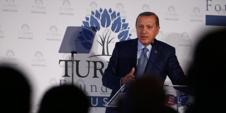 Erdoğan: 'IŞİD'den alınan yerlere TOKİ girecek'