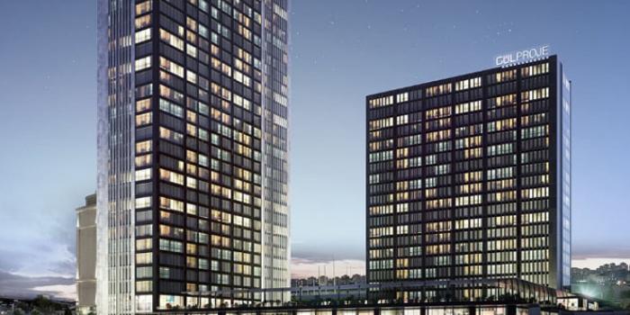 Gül Proje Express daire fiyatları 244 bin TL'den başlıyor