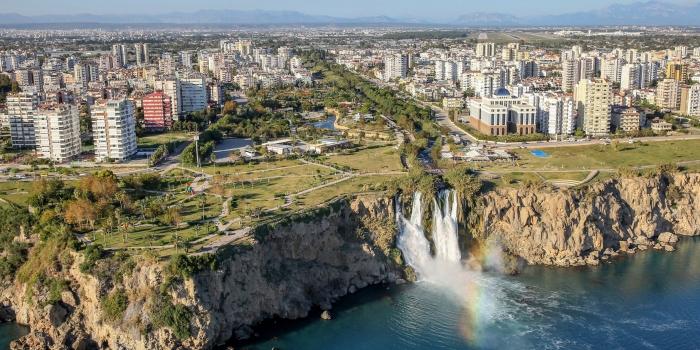 Konutun en çok değerlendiği kentler ve ilçeler