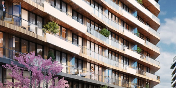 Lens İstanbul Kurtköy fiyatları 208 bin TL'den başlıyor