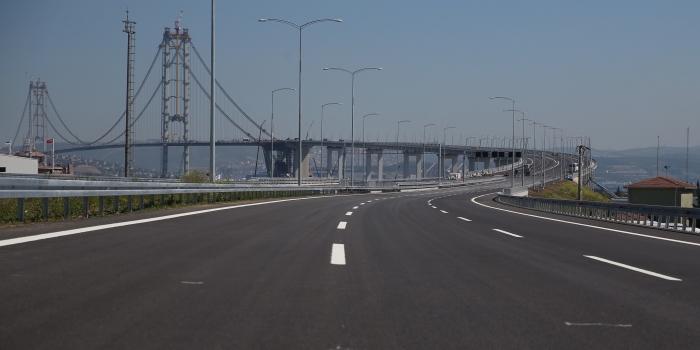 Osmangazi köprüsü geçiş ücreti