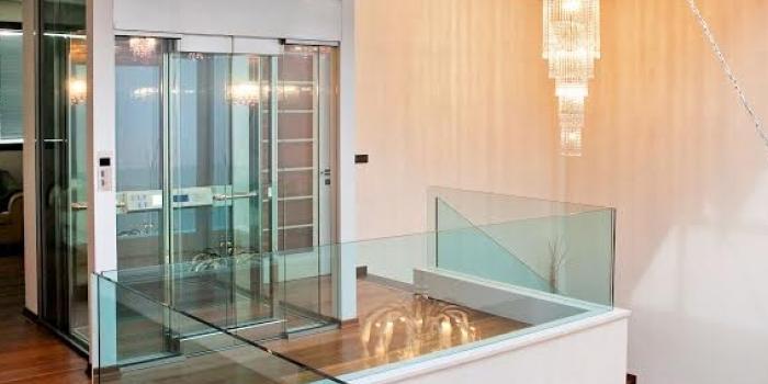 Kleeman'dan panoramik asansör modelleri