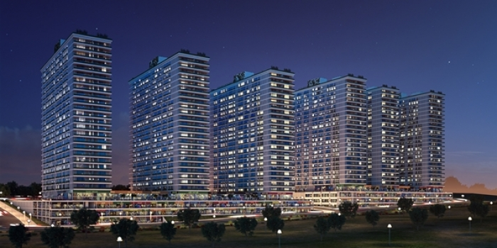 Mina Towers fiyatları 540 bin TL'den başlıyor