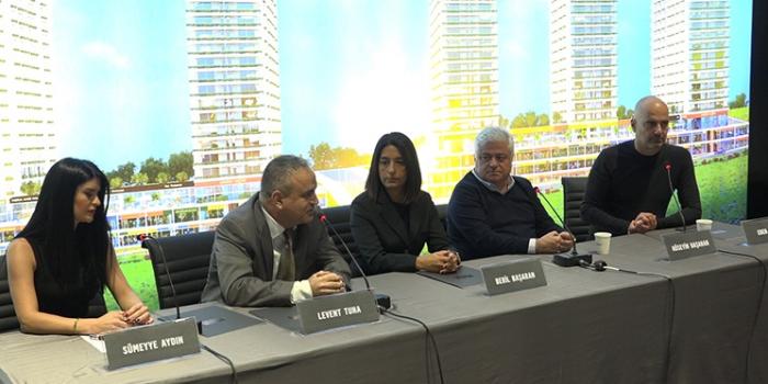 Mina Towers projesi Fikirtepe'nin kalbi olacak