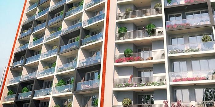 Nef Kağıthane 14 daire fiyatları 325 bin TL'den başlıyor