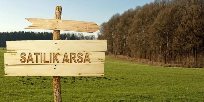 Kazan Belediyesi'nden satılık arsa
